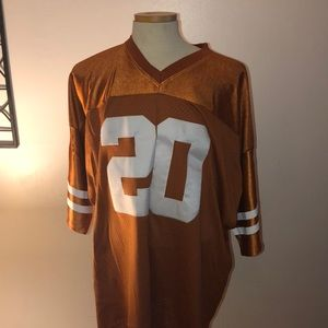 Earl Campbell Texas jersey